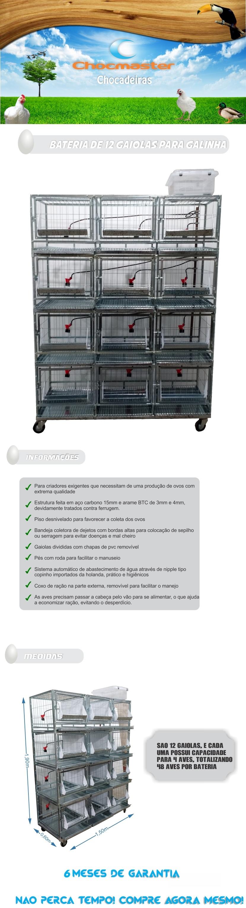 Chocmaster Chocadeiras - A evolução!